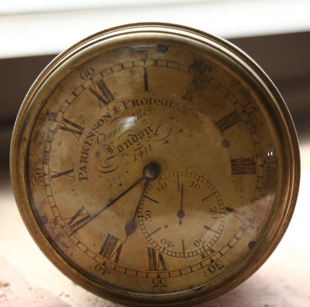 Parkinson and Frodsham Marine Chronometer - 4