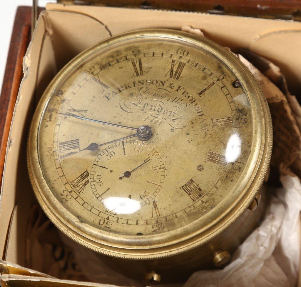 Parkinson and Frodsham Marine Chronometer - 5