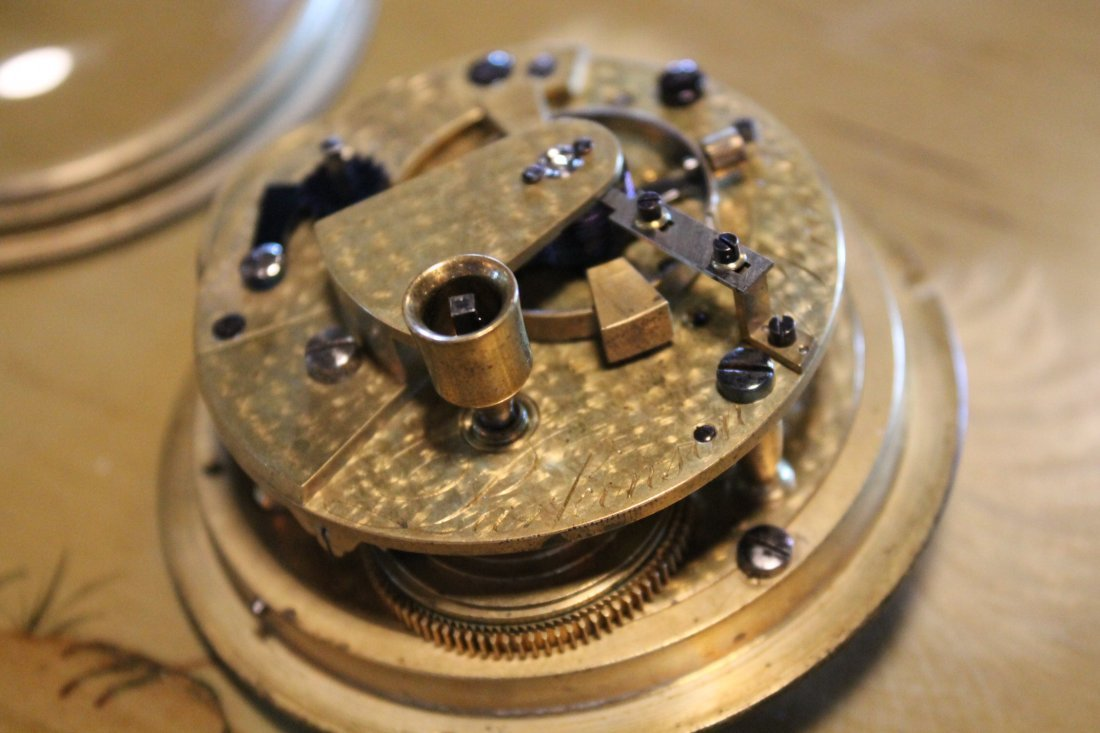 Parkinson and Frodsham Marine Chronometer - 6