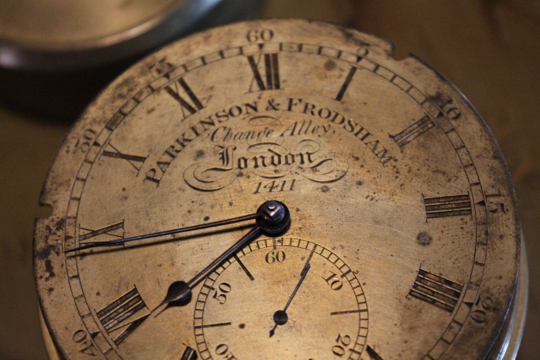 Parkinson and Frodsham Marine Chronometer - 9