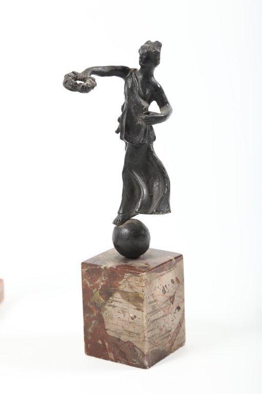 Collection Continental School Bronze Figures - 2
