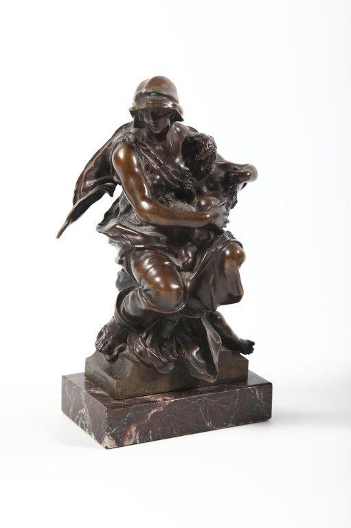 Collection Continental School Bronze Figures - 4