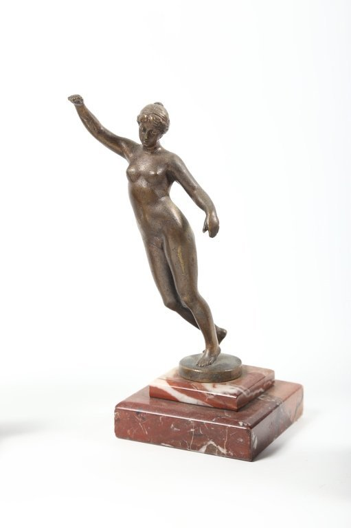 Collection Continental School Bronze Figures - 5