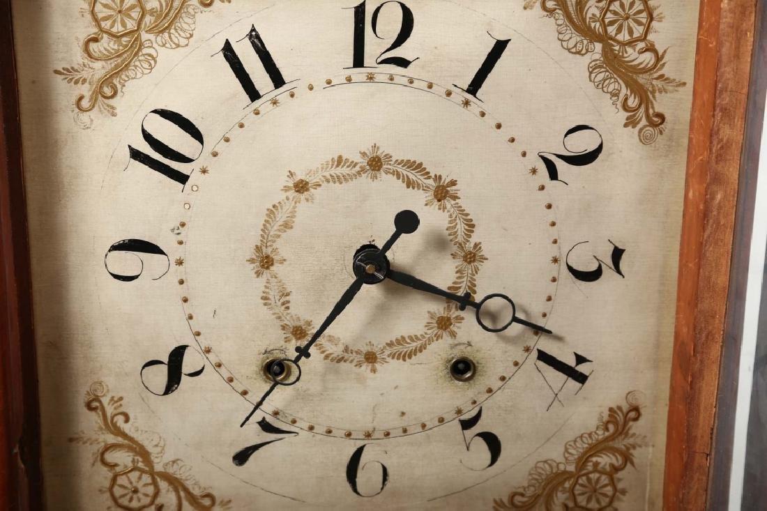 Very Fine Connecticut Federal Mahogany Clock - 2
