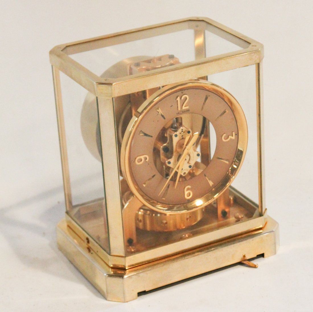 Le Coultre Atmos Mantel Clock