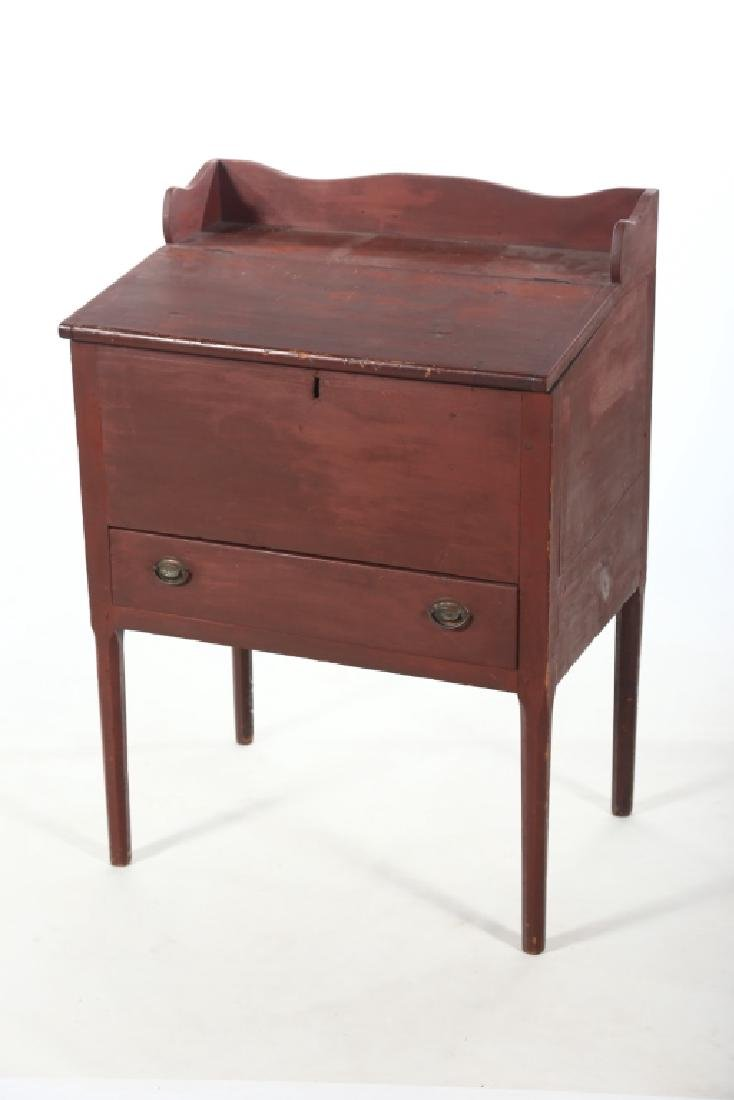 Southern Painted Sugar Desk