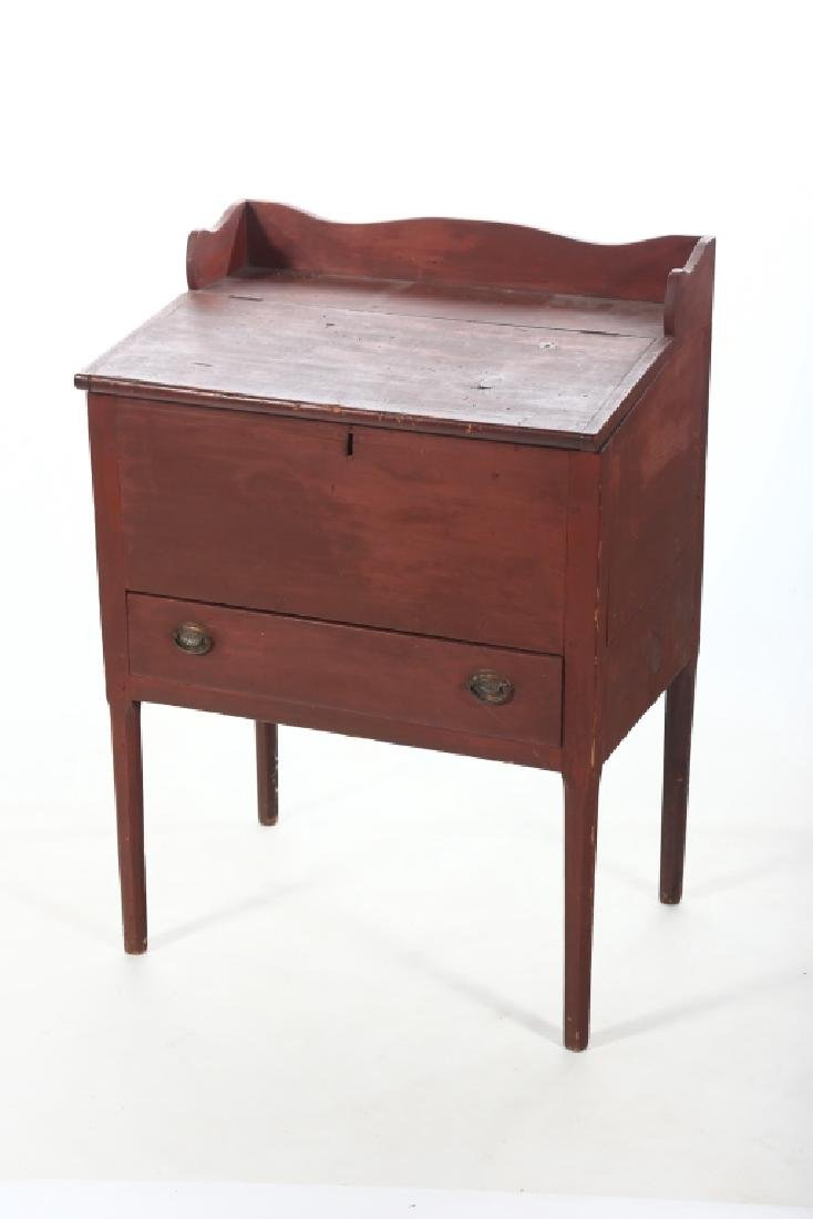 Southern Painted Sugar Desk - 4