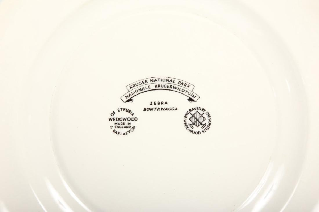 Six Vintage Wedgewood Pictorial Dishes - 2