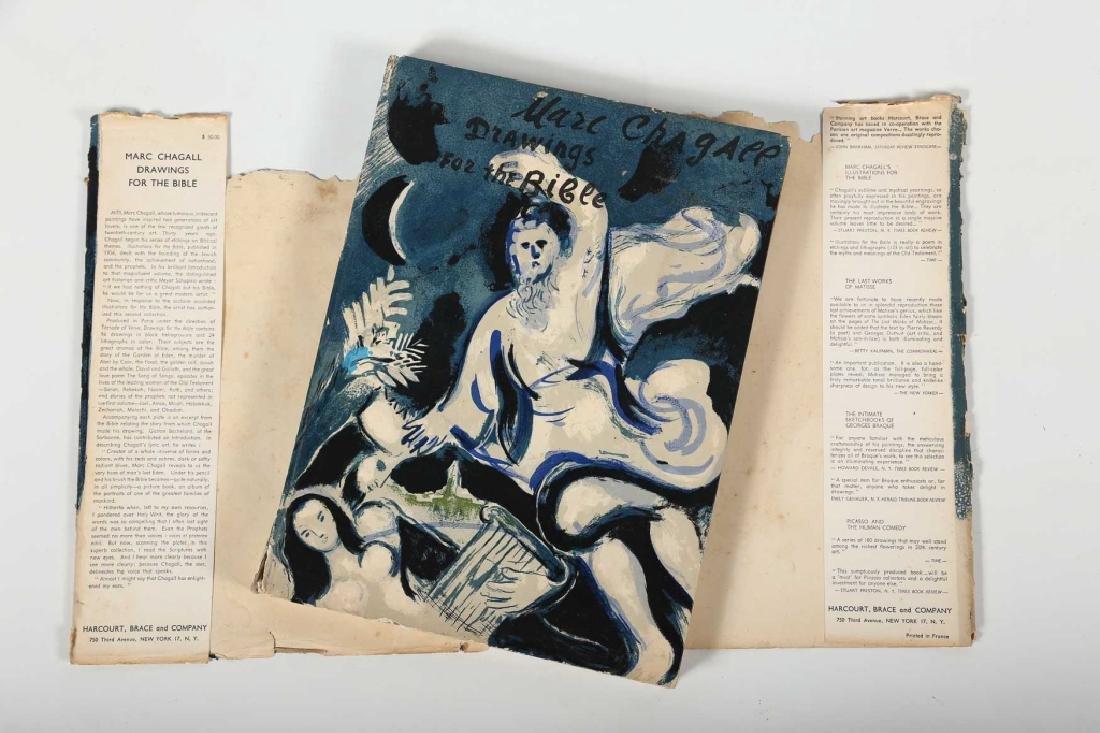 Rare Marc Chagall Book