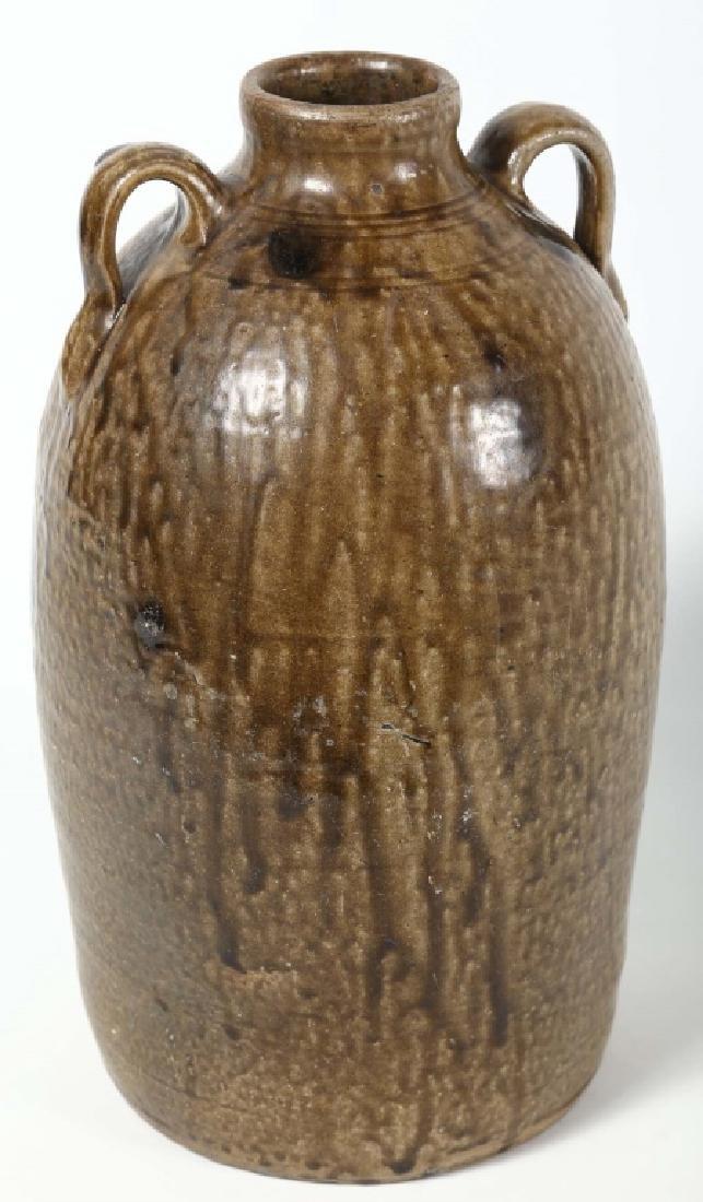Very Fine Southern Stoneware Storage Jar