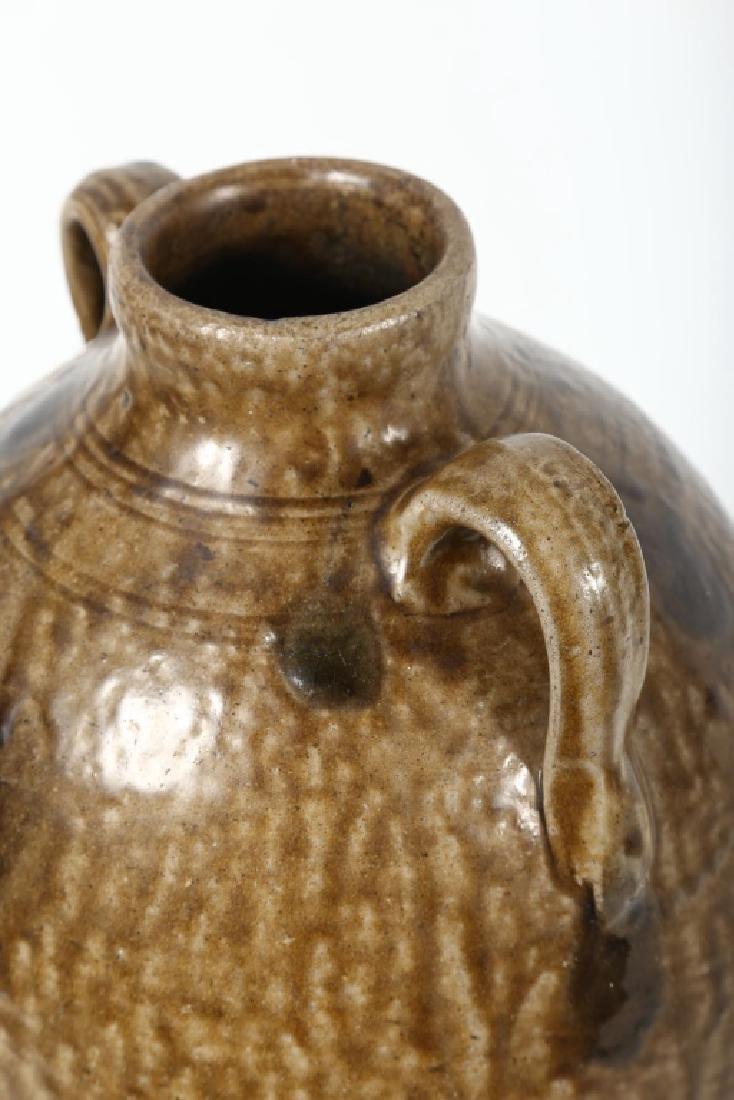 Very Fine Southern Stoneware Storage Jar - 2