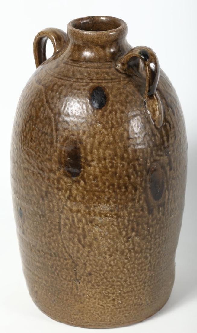 Very Fine Southern Stoneware Storage Jar - 3