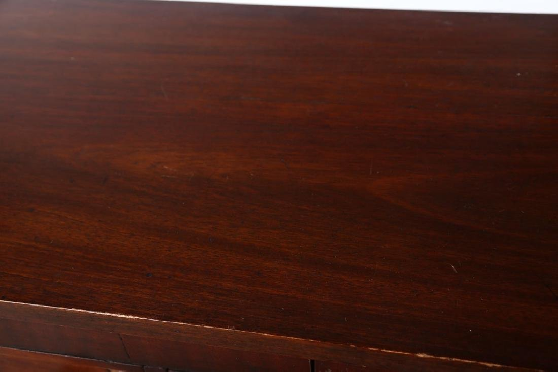 Southern Late Federal Inlaid Walnut Chest - 3
