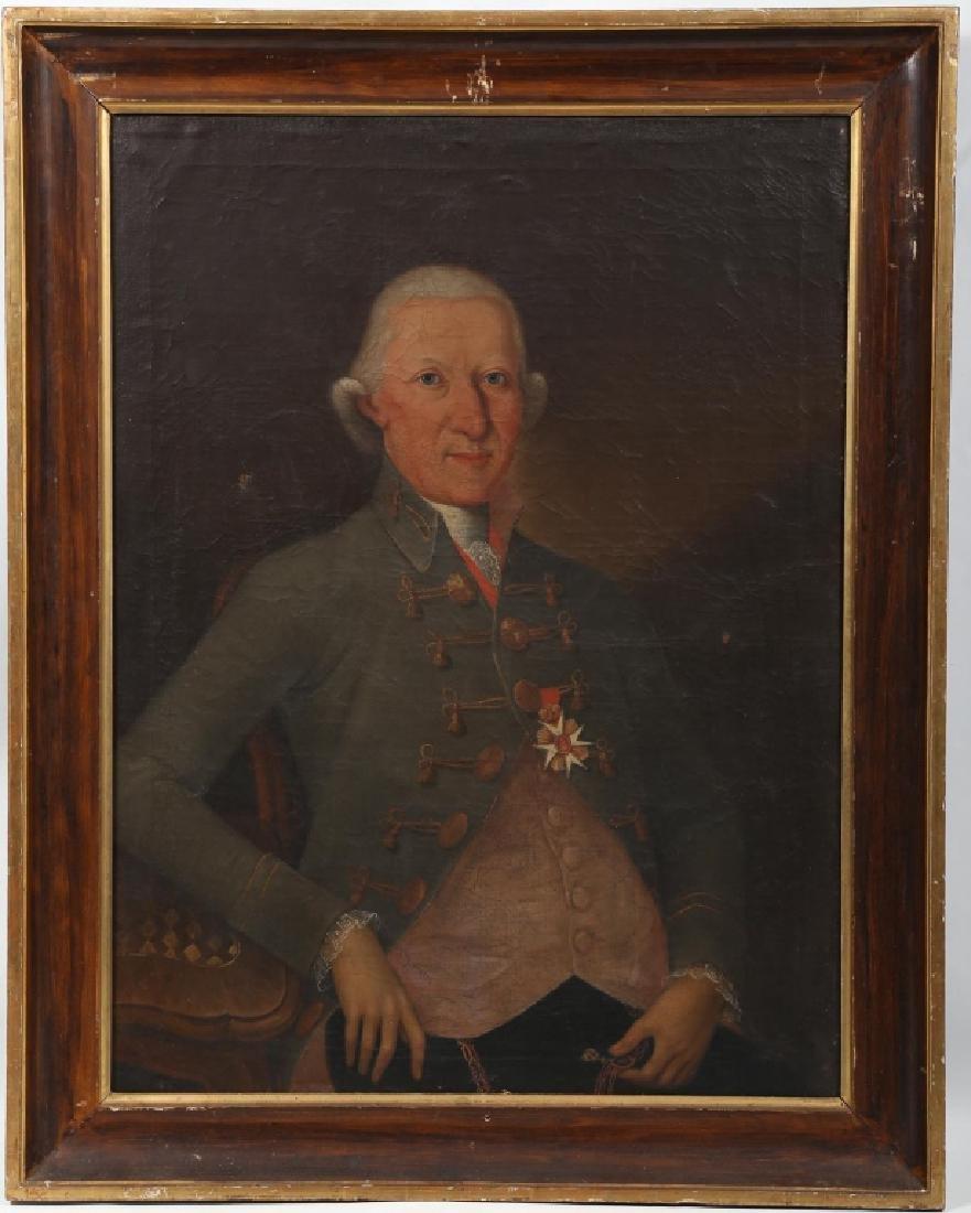 British School Portrait