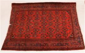Antique Persian Serapi Carpet