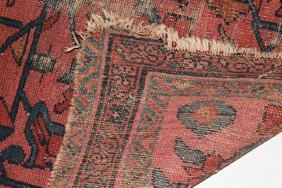 Two Antique Persian Hamadan Carpets - 4