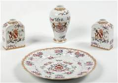 Collection Antique Samson Porcelain Articles