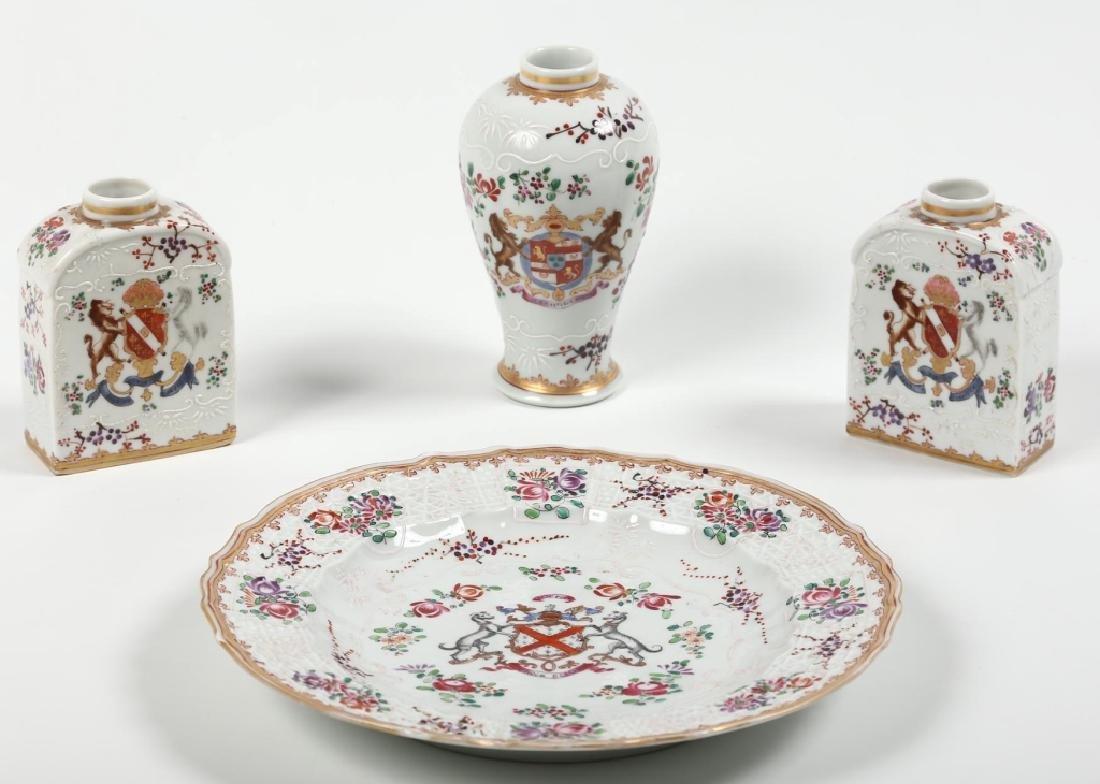 Collection Antique Samson Porcelain Articles