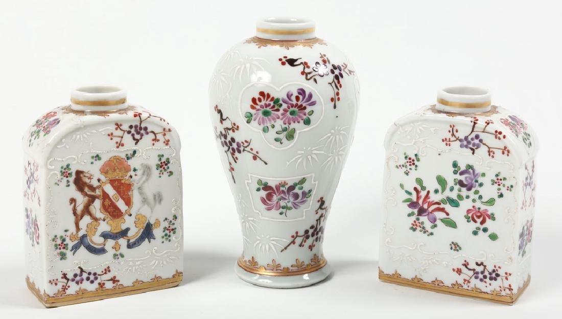 Collection Antique Samson Porcelain Articles - 5