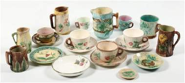 Collection Antique Mojelica Articles
