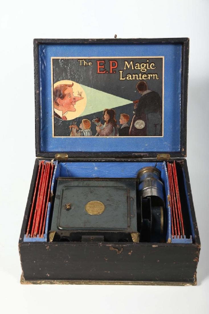 E.P. Magic Lantern