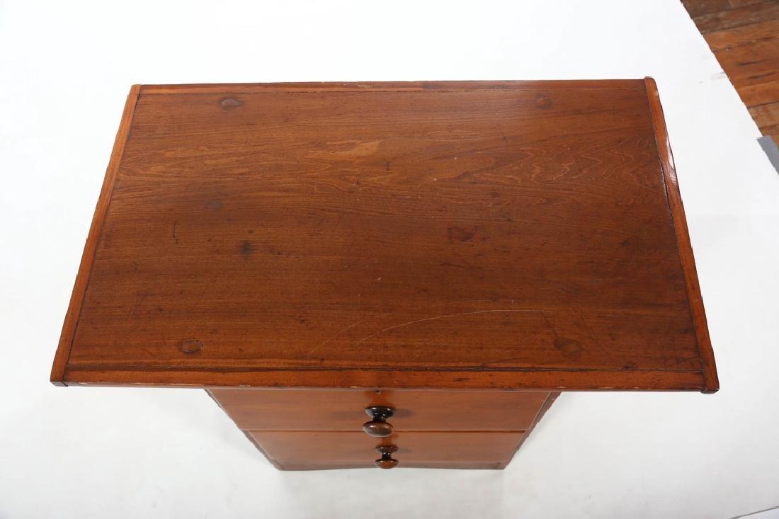 Interesting Handsome American Shaker Work Table - 4