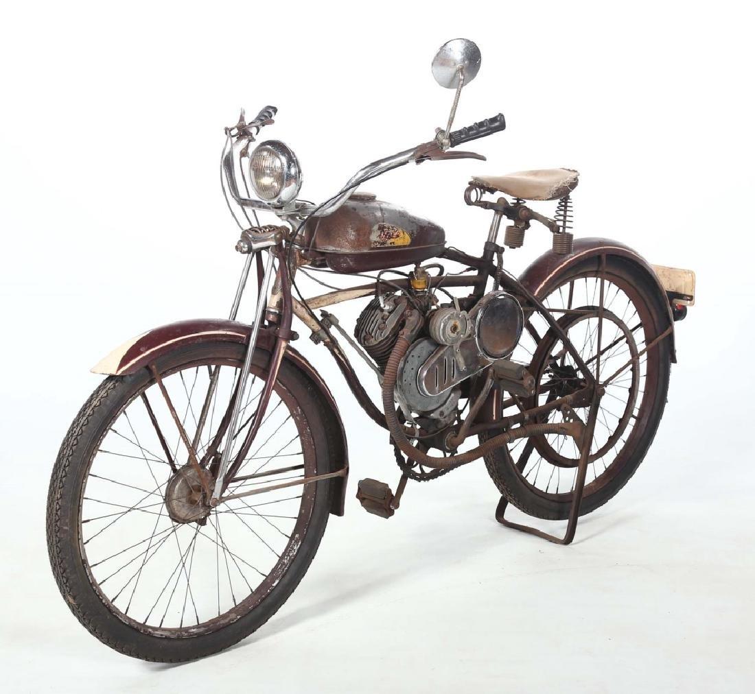 1947 Whizzer Motorbike