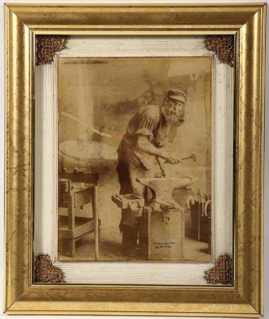 Interesting Antique Photograph