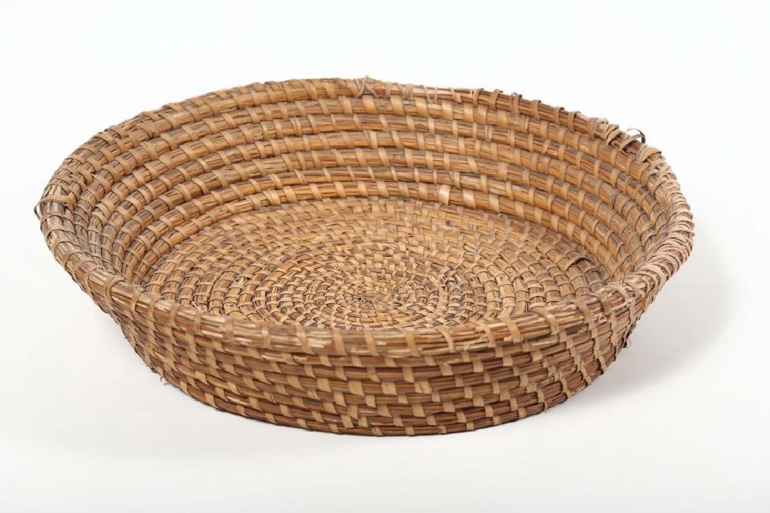 Antique Southern Gullah Fanning Basket