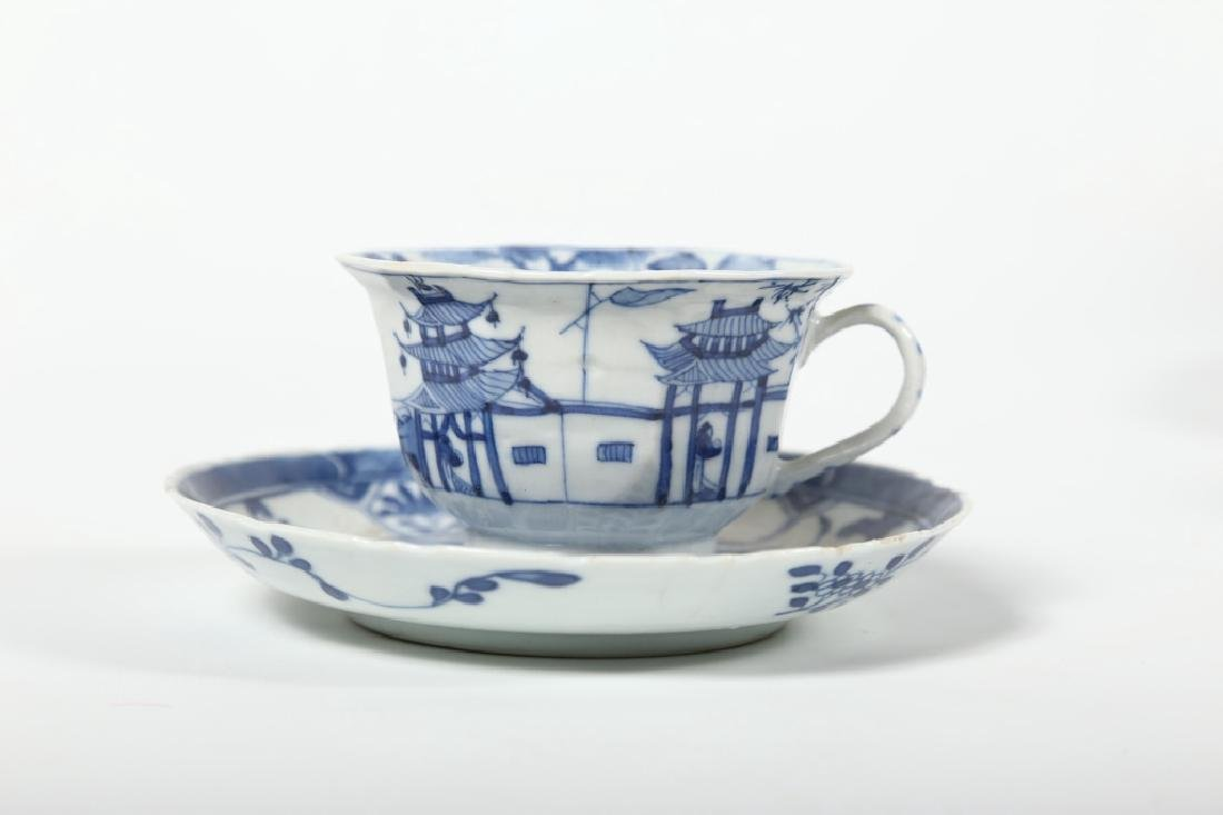 Collection Antique Chinese Export Canton Porcelain - 4