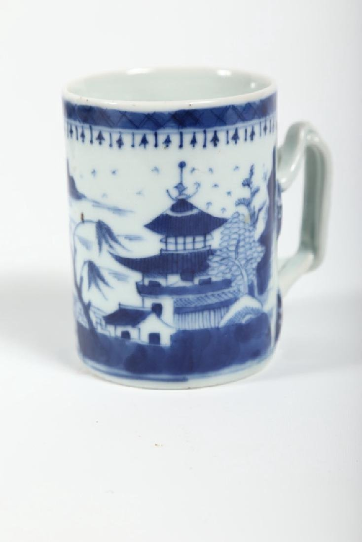 Collection Antique Chinese Export Canton Porcelain - 5