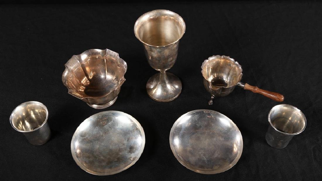 Collection American & British Sterling Objects - 2