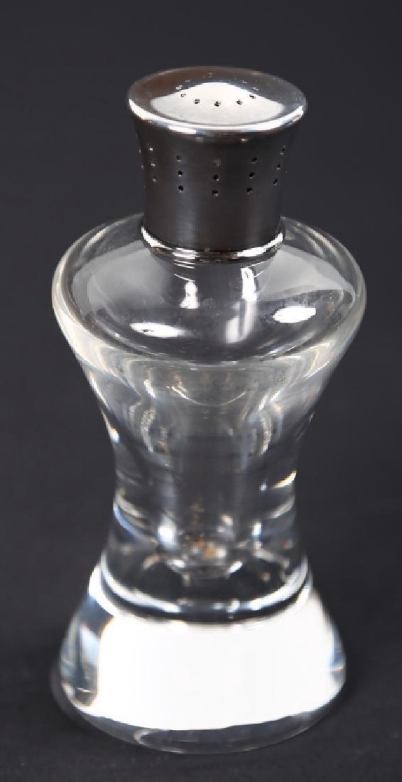 Stuben Art Glass & Sterling Castor - 2