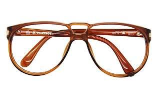 Vintage 80's Playboy Unworn Aviator Frame Glasses