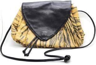 Vintage Marshall Field & Company Leather Handbag