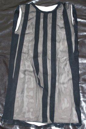 3.1 PHILLIP LIM BLACK SHEATH DRESS...SIZE 0