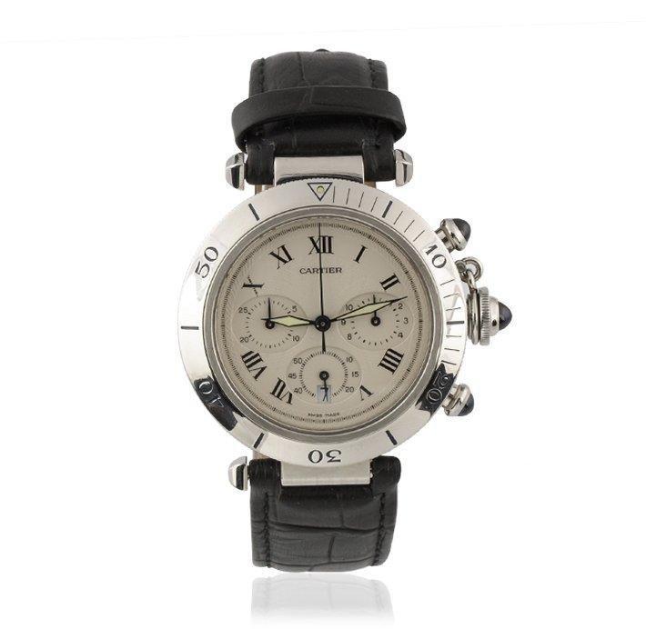Cartier Pasha Wristwatch A4632