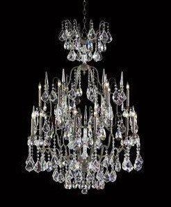 Versailles Antoinette -Eighteen Light 2-Tier Chandelier