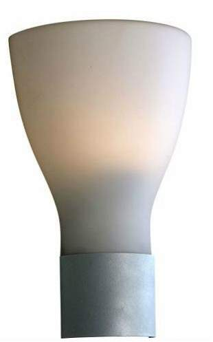 Eletra - One Light Large Wall Sconce - Silver Graphite