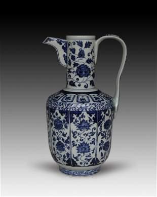 Porcelain Ewer