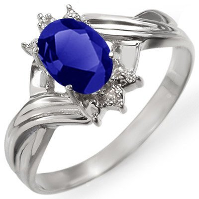 ROYAL Twist Tanzanite Ring