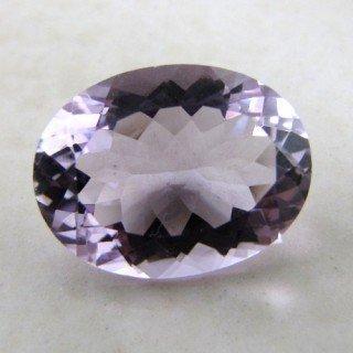 Brazilian Amethyst Oval Shape Single Gem Piece