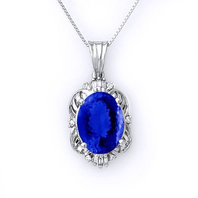 MILANO Sapphire Pendant