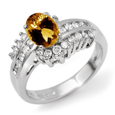 MILANO Peace Citrine Ring