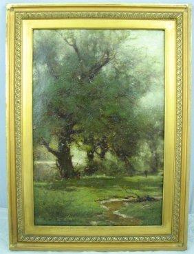 Arthur (B.) Parton (1842-1914), Oil on Canvas