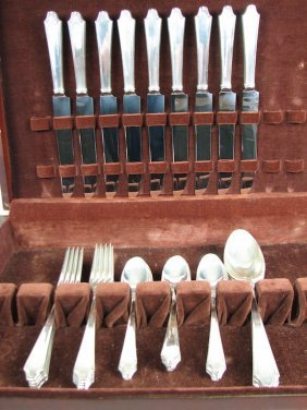 International Sterling Silver Flatware