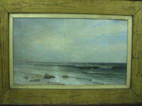 William Huston, Oil on Canvas