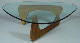 Isamu Noguchi (1904-1988) Style Coffee Table