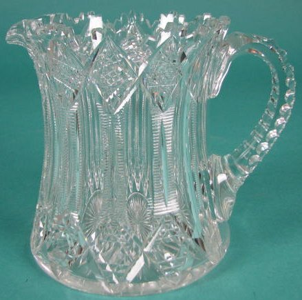 Hawkes Water Pitcher
