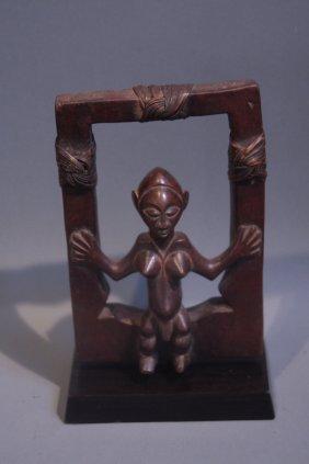 Holo-Holo Figure In Frame